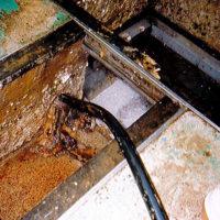排水管シンク洗浄